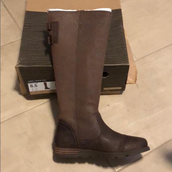 dd062541dbb ... Major Tall Pull on Boots. NWT. Sorel. M_5a35661edaa8f6e814013d77.  M_5a3565c35521be0a37013ba4. M_5a3565a045b30c9f69013f76.  M_5a3565defcdc315589013b45